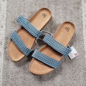 SO Strappy Sandals
